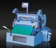 ZX203CE Die cutting and creasing machine