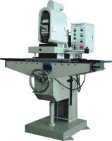 Book edge grinding machine