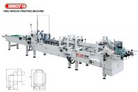ZX-580/780PF Automatic folder gluer with pre-folding section