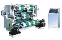 Automatic separate slitting machine