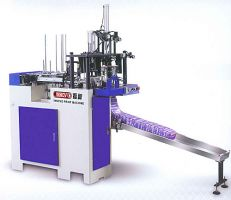 Automatic Paper Lunch Box Forming Machine