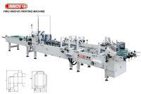 ZX-580PF/ZX-780PF(mm) Automatic folder gluer with pre-folding section
