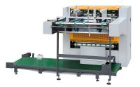automatic cardboard slitter and grooving machine