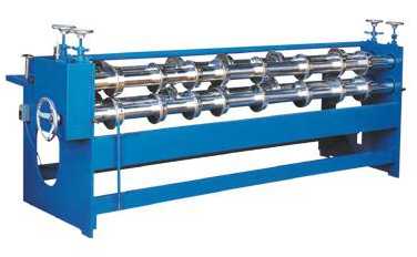 corrugated paper making equipment