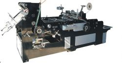 ZD-420 Automatic Envelope making machine with tape sticking